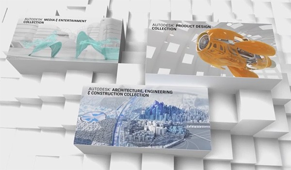 Autodesk Industry Collections - The Future of Your Autodesk Software