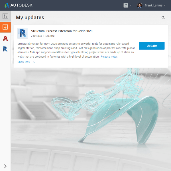 Revit 2020.1 Update is Now Available