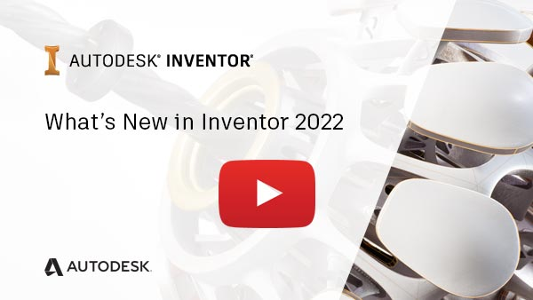 Whats New in Inventor 2022